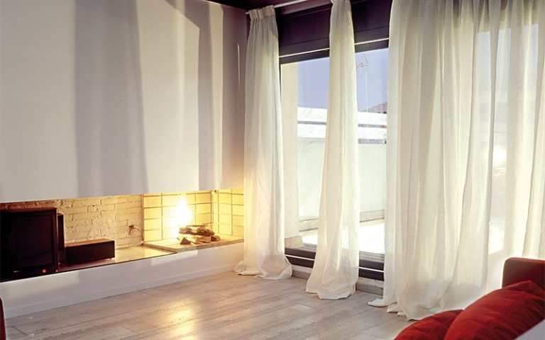 Tende moderne bianche soggiorno best tende moderne per camera da letto tende moderne argento - Tende moderne per soggiorni ...